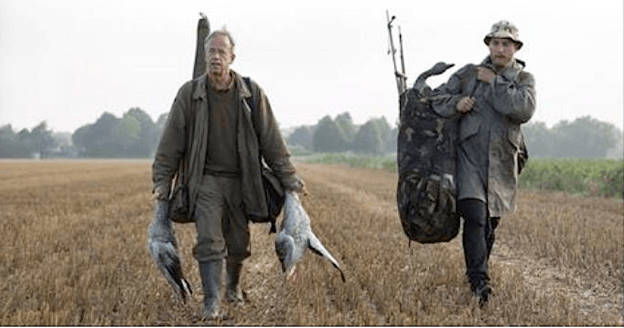 Jagen-dierenmishandeling?