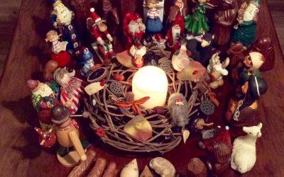 Vier het leven: de dieren in het kerstverhaal
