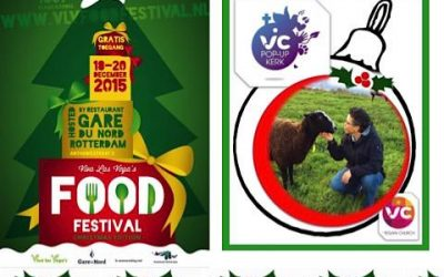Pop-up kerstdienst Viva Las Vega's Food Festival
