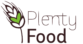 plenty food logo