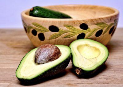 DAG 14: Tortillawraps met gemengde groenten en avocado