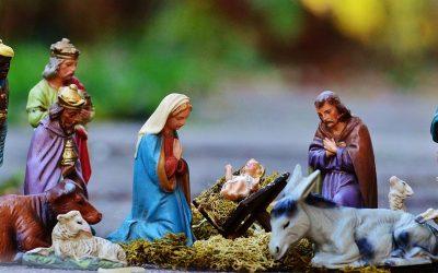 Dieren in het kerstverhaal